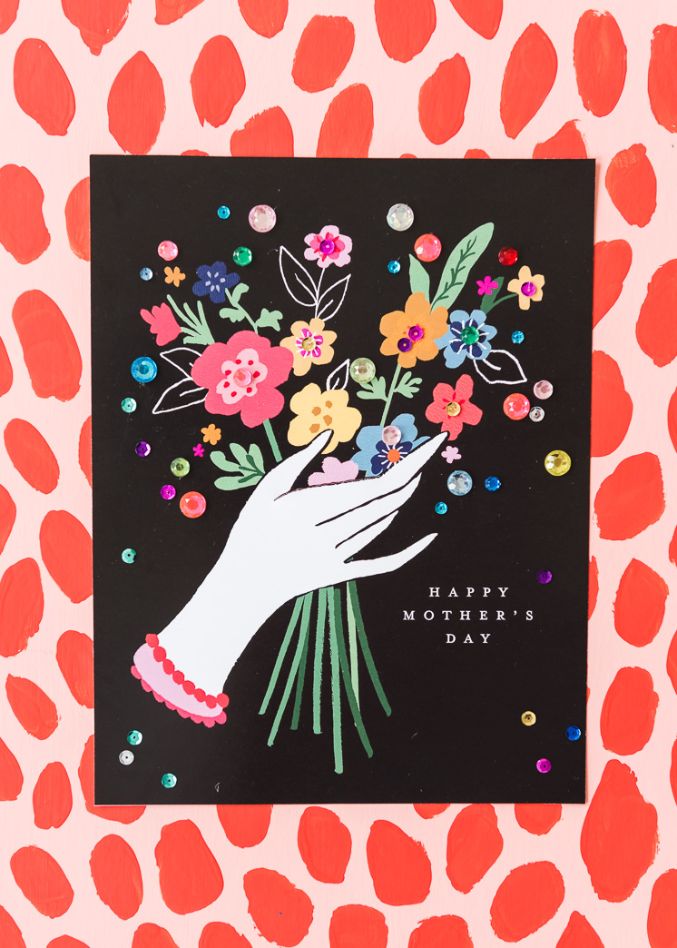 Mother's Day Gift Card Holder