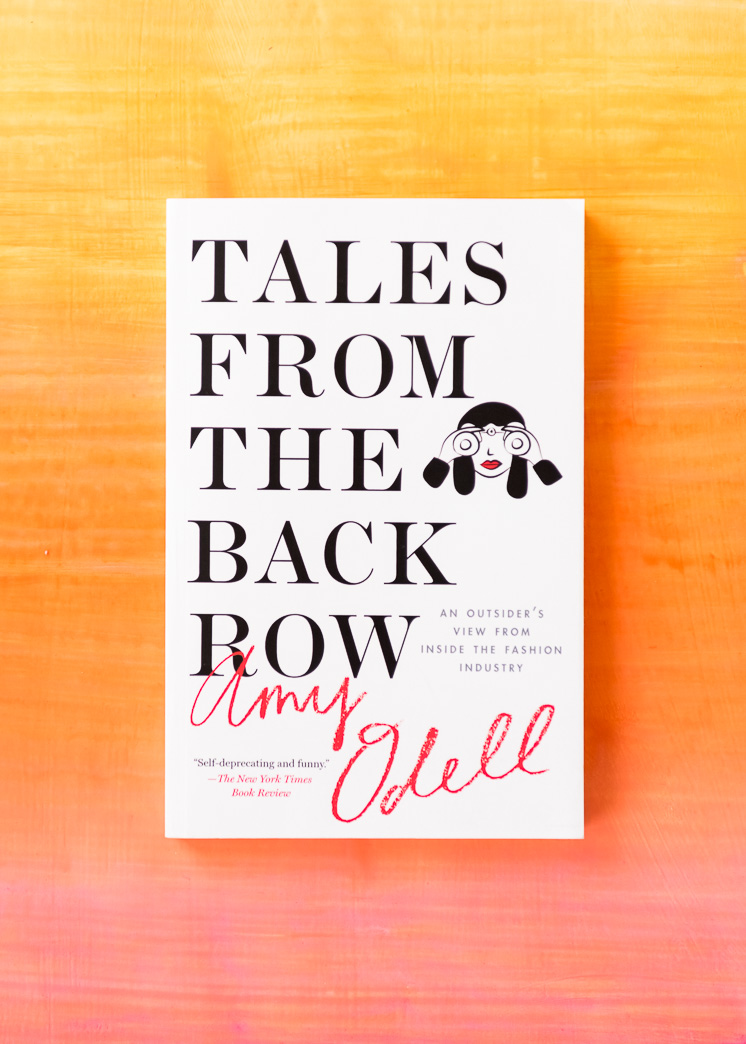 August Book Club: Tales From the Back Row