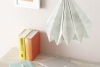 Origami lampshade from Paper Craft Home