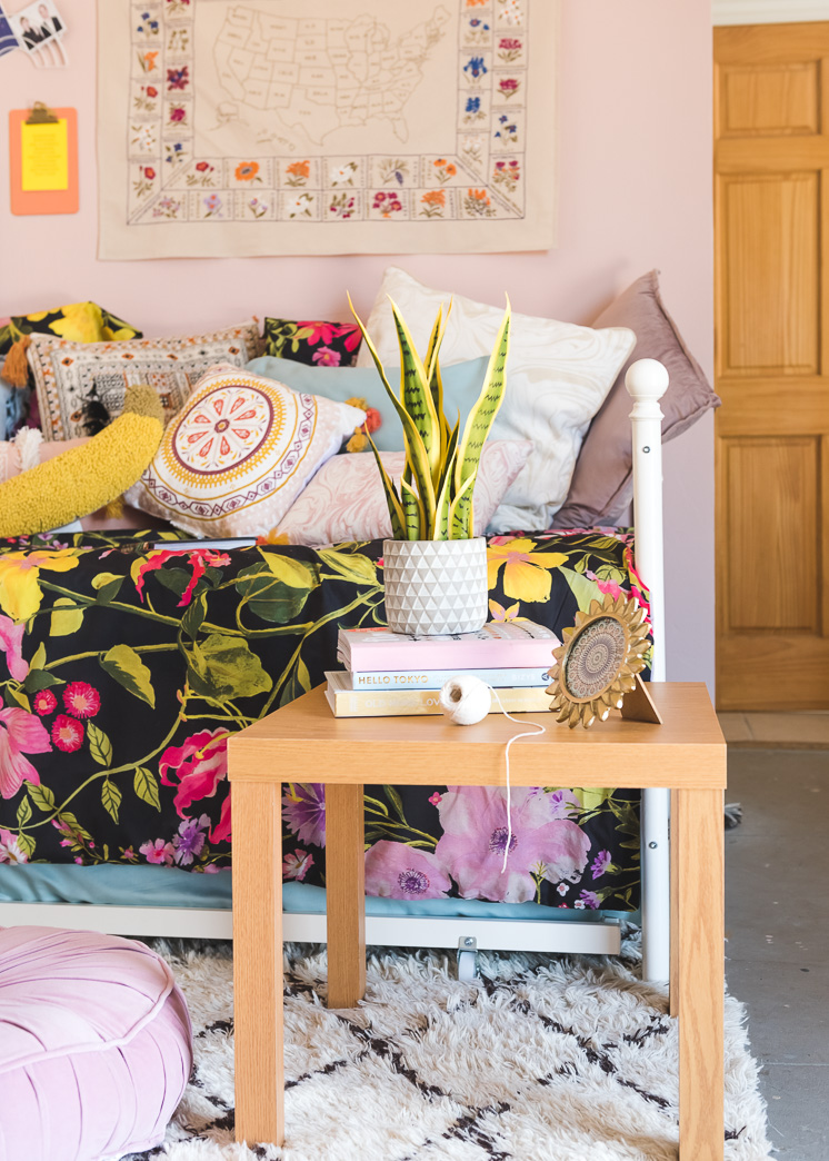 Dorm Room Makeovers: The House That Lars Built