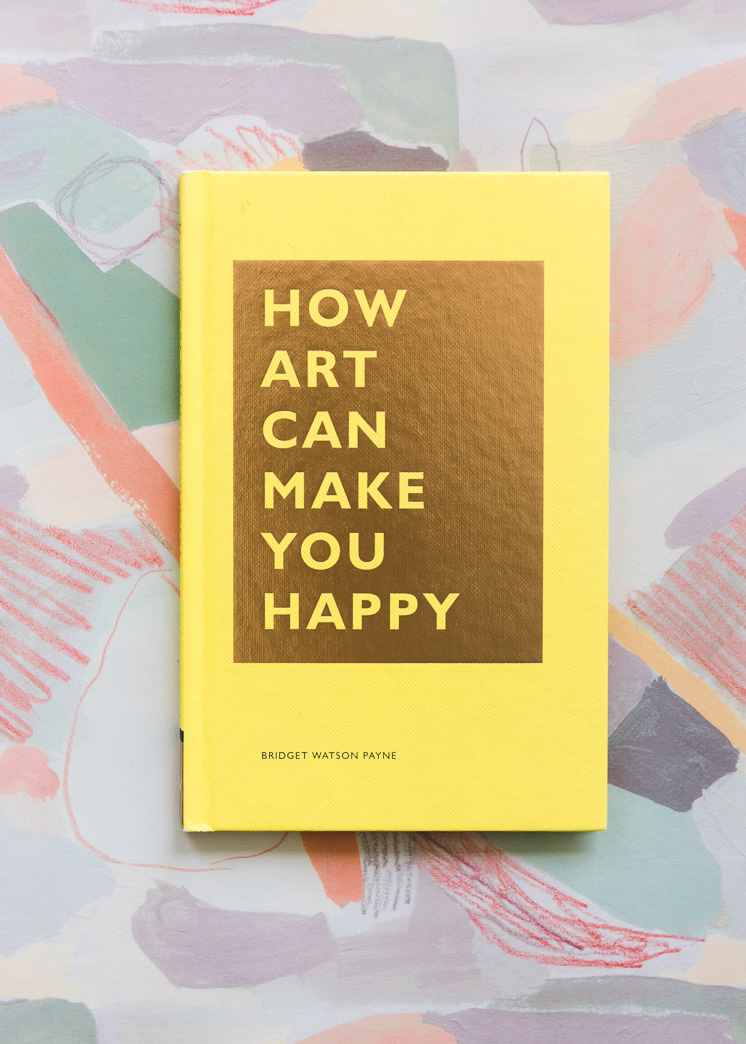 September Book Club: How Art Can Make You Happy