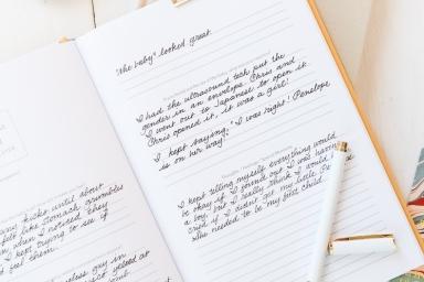 Heirloom Journal Tips