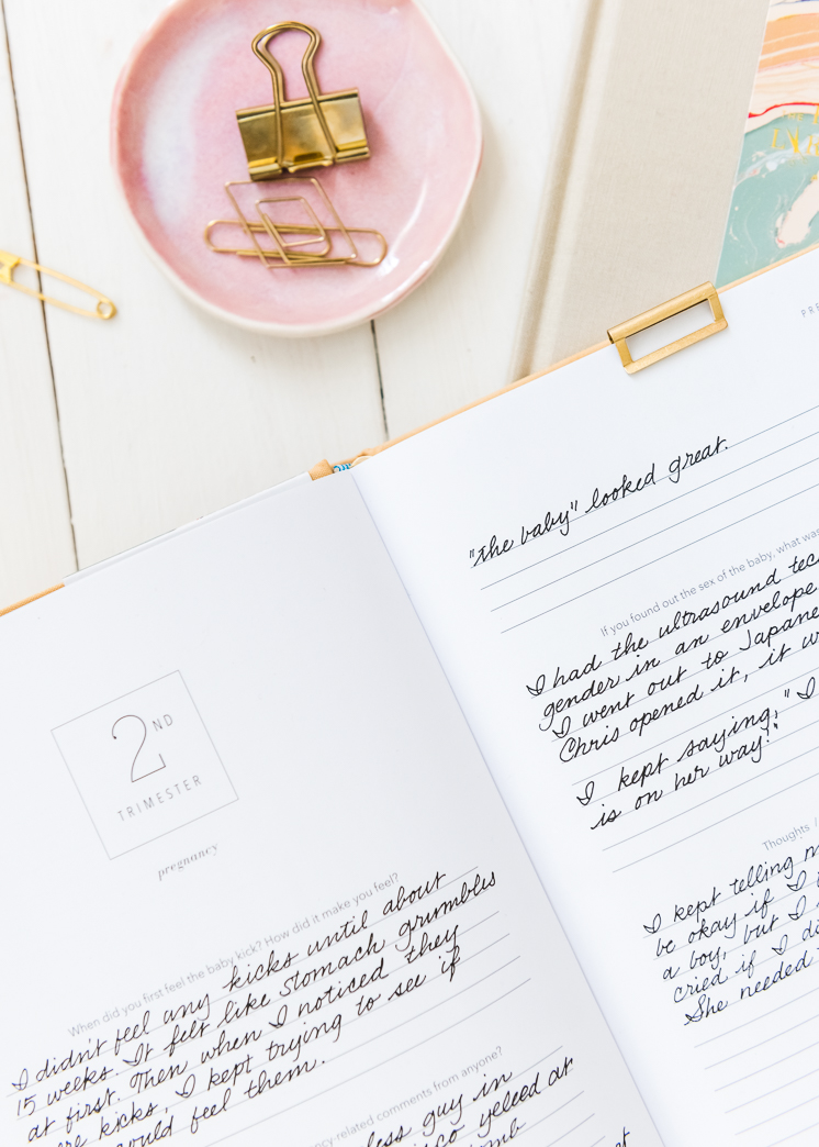 Heirloom Journal Tips