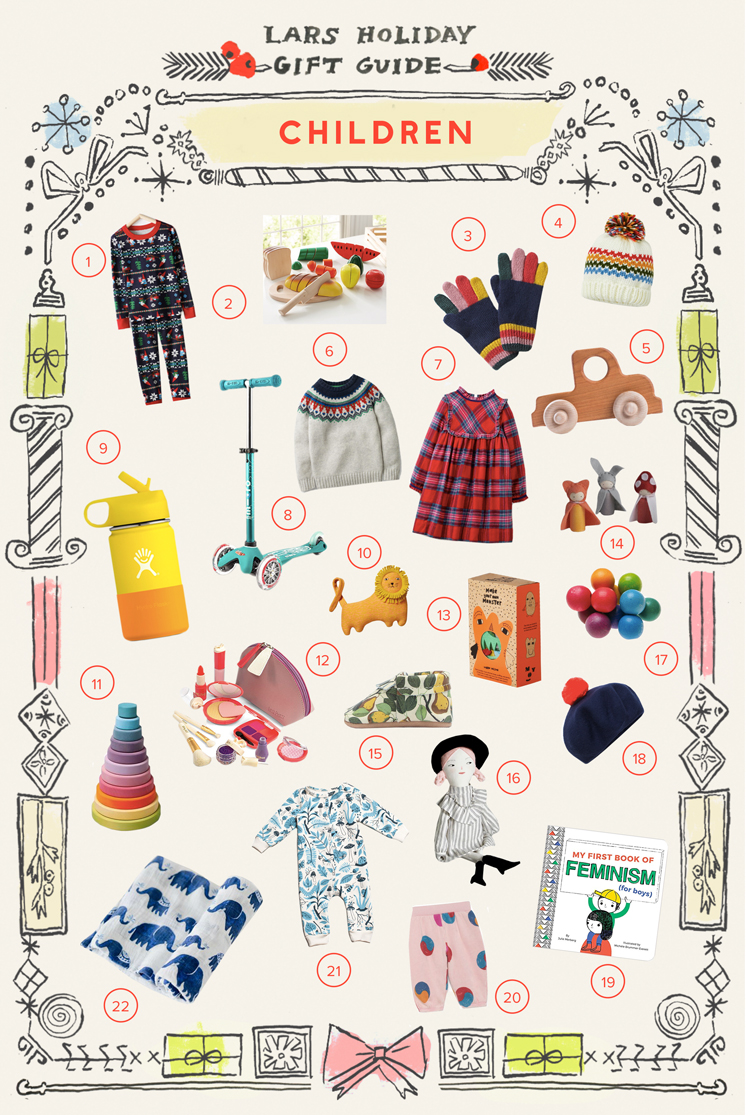 Gift Guide Kid Edition