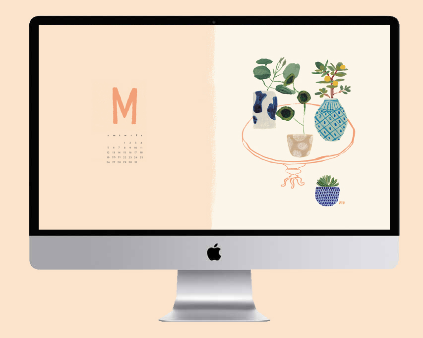May desktop 2019 calendar