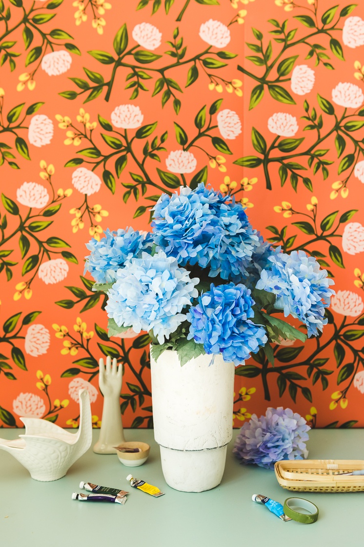 Poppies and Peonies and Posies: Paper Flower Tutorials
