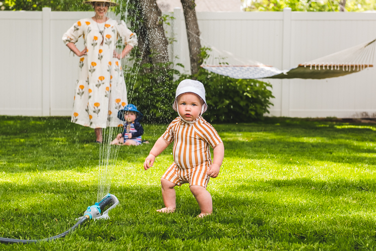 Easy Lawn and Watering Tips for a Picture Perfect Patterned Lawn