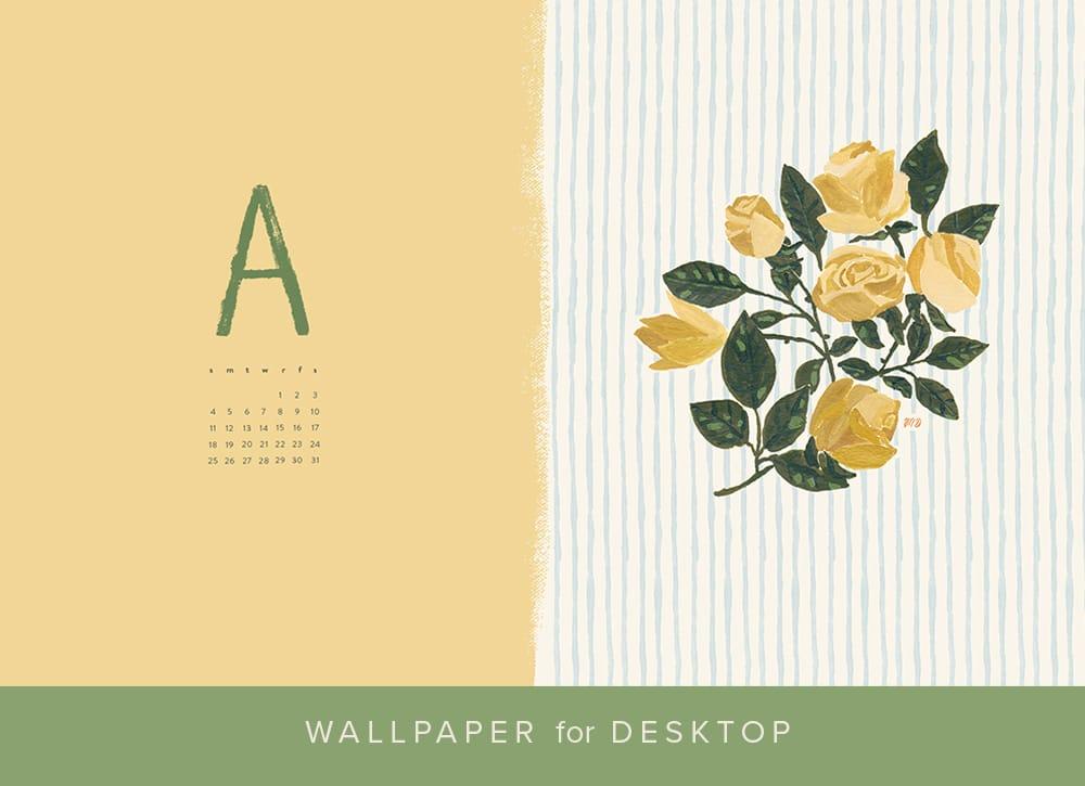 August Desktop Calendar Downloads The House That Lars Built