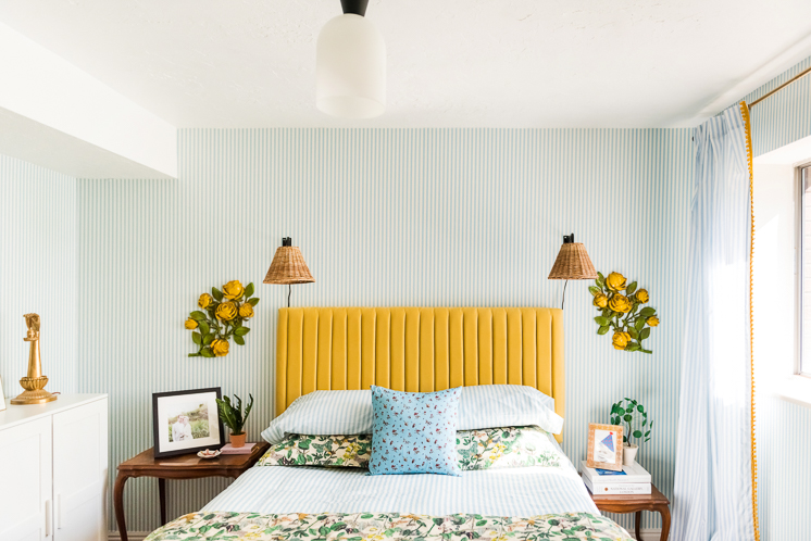 14 Tips And Trick To Hang Spoonflower Wallpaper The House