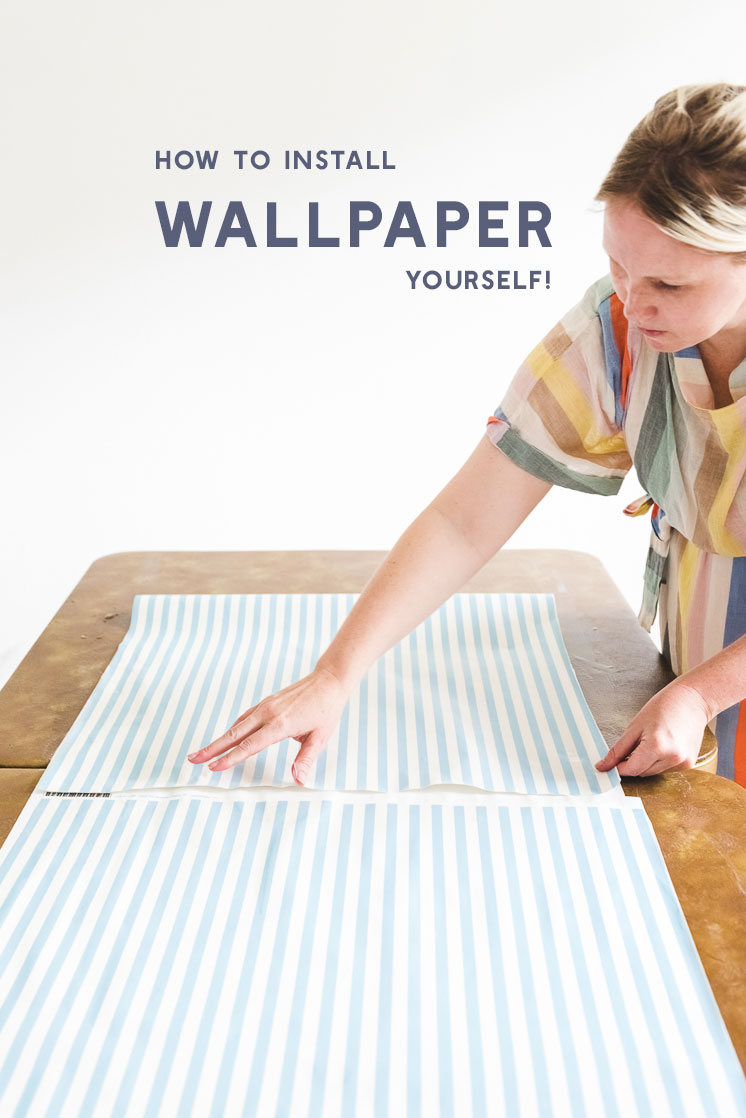 14 Tips and trick to hang Spoonflower wallpaper - The House