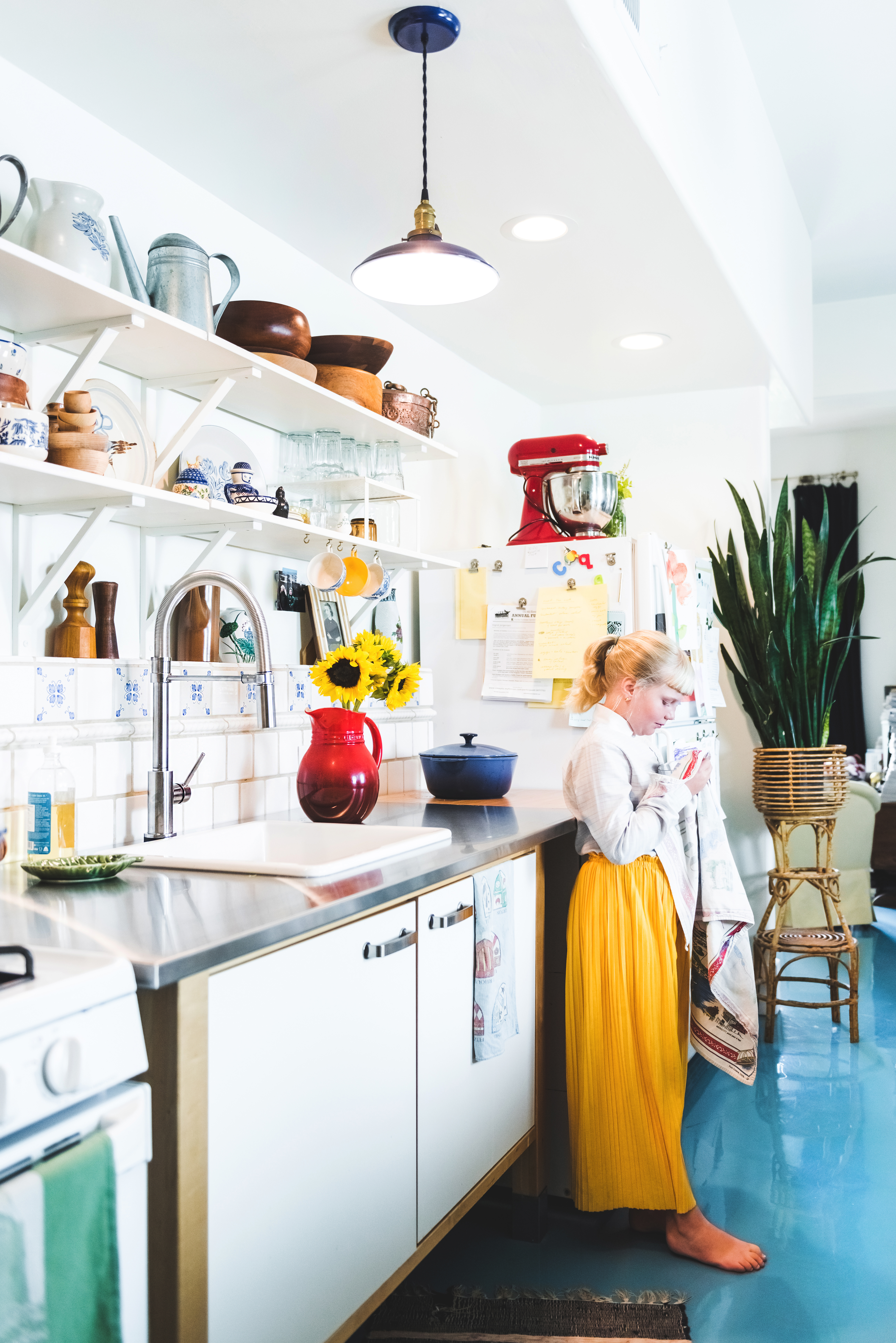 Designing A Soulful Kitchen With Eva Jorgensen The House