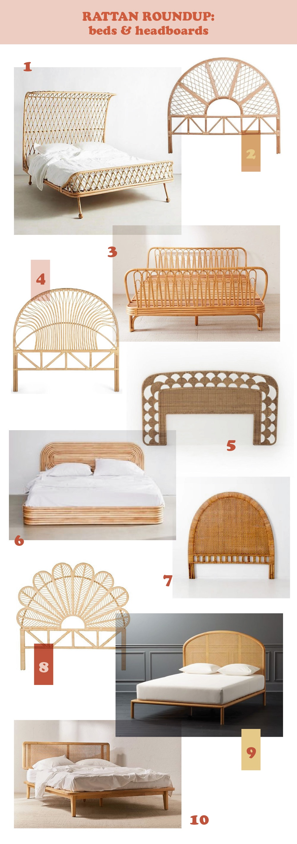 Favorite Rattan Pieces For The Home The House That Lars Built