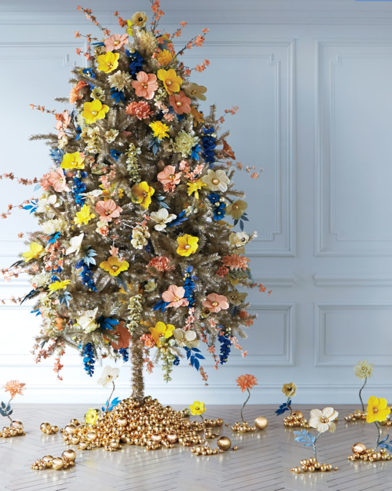 Inspiring Christmas trees and how to get the look