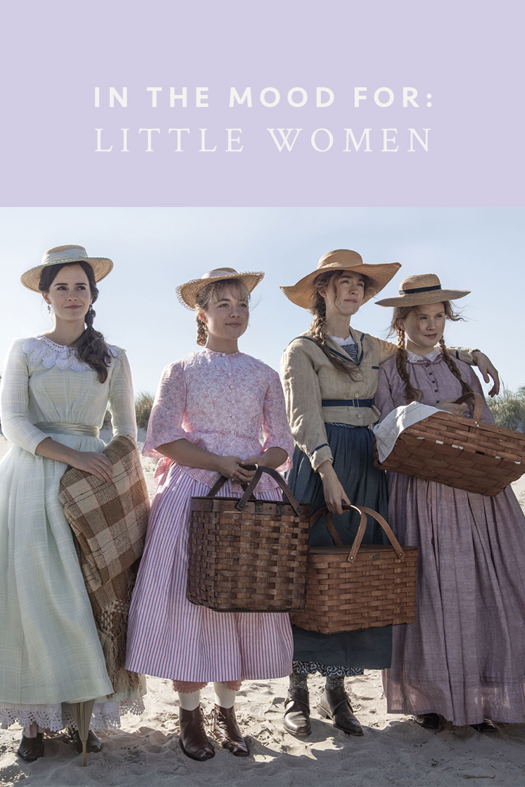 In the Mood for: Little Women