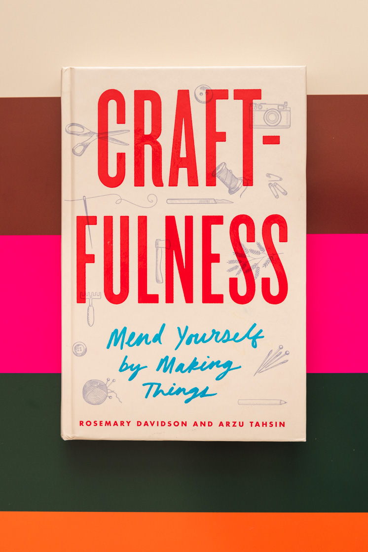 March Book Club: Craftfulness