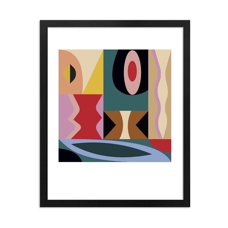 Bold modern artwork print