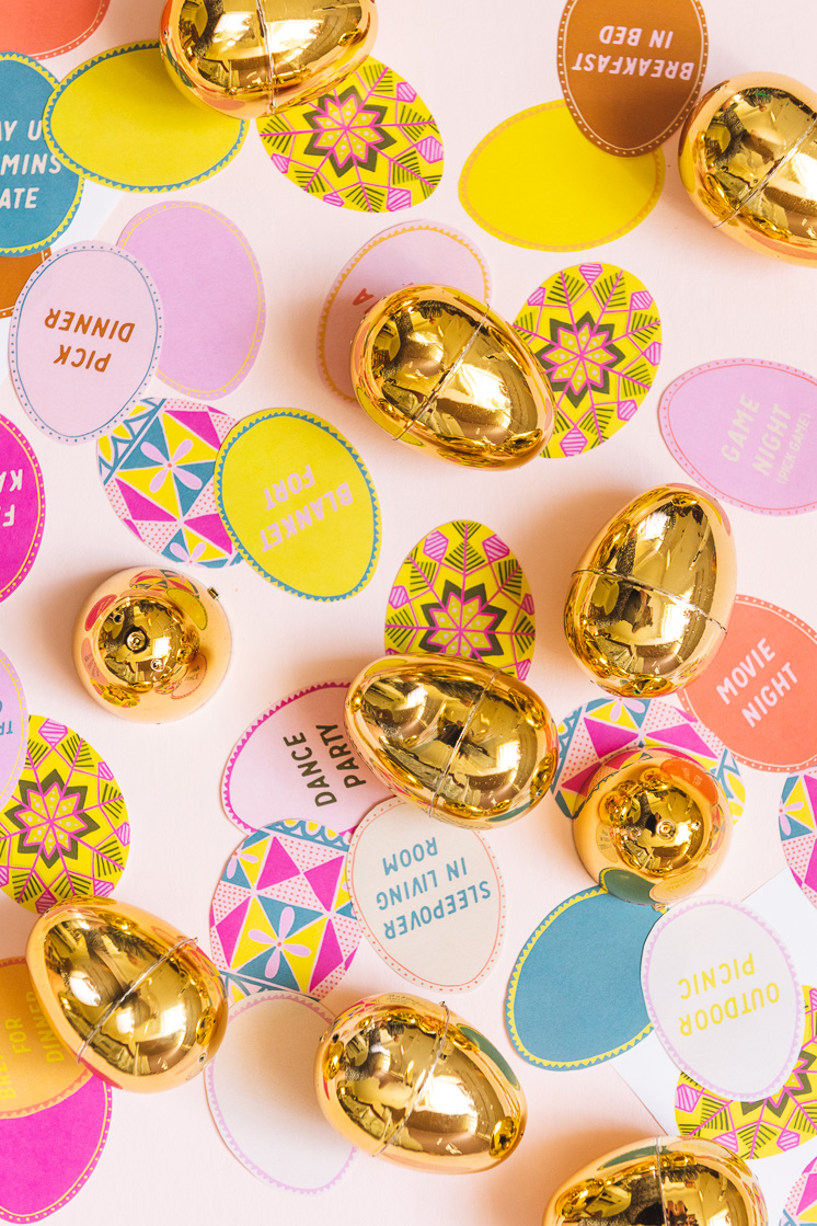 Last Minute Easter Printables
