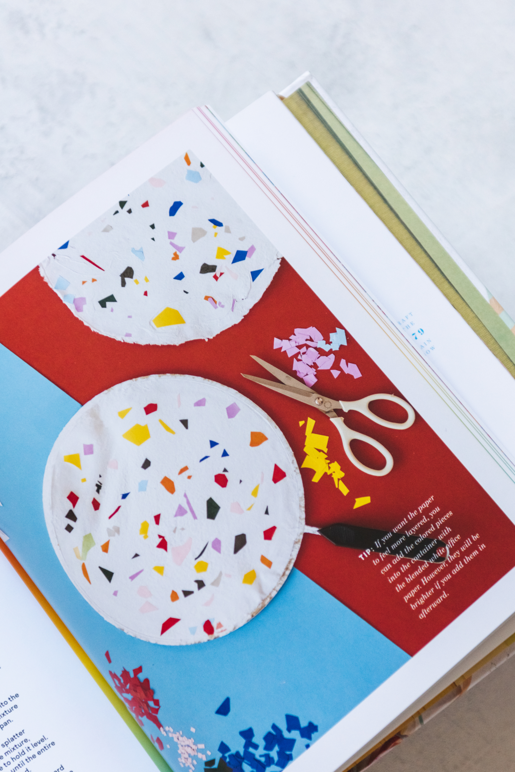 Craft the Rainbow Giveaway craft book for creatives