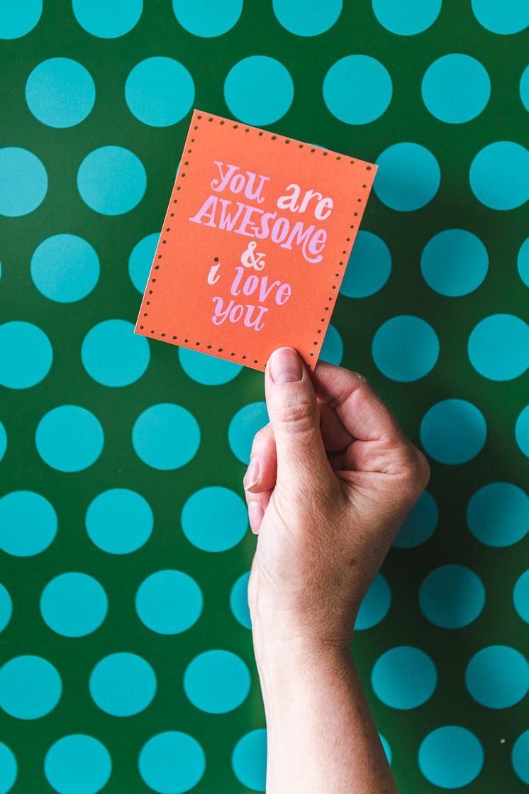 funny and kind compliment cards to send to people you admire!