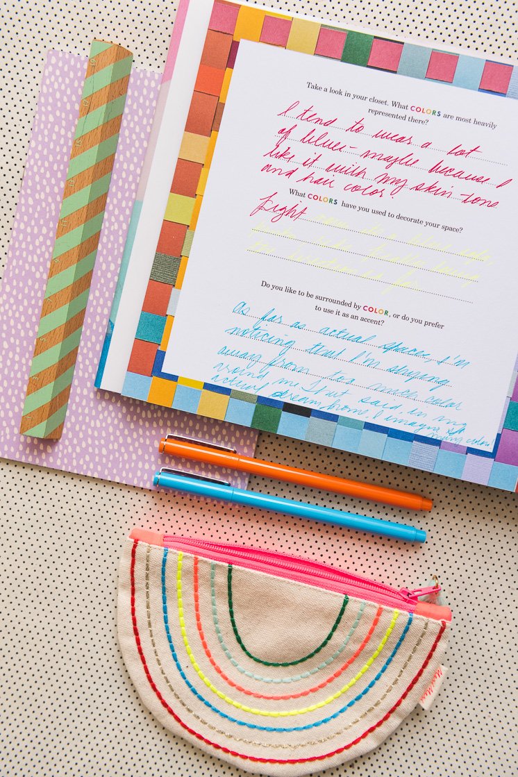 How to make writing in your journal fun and creative