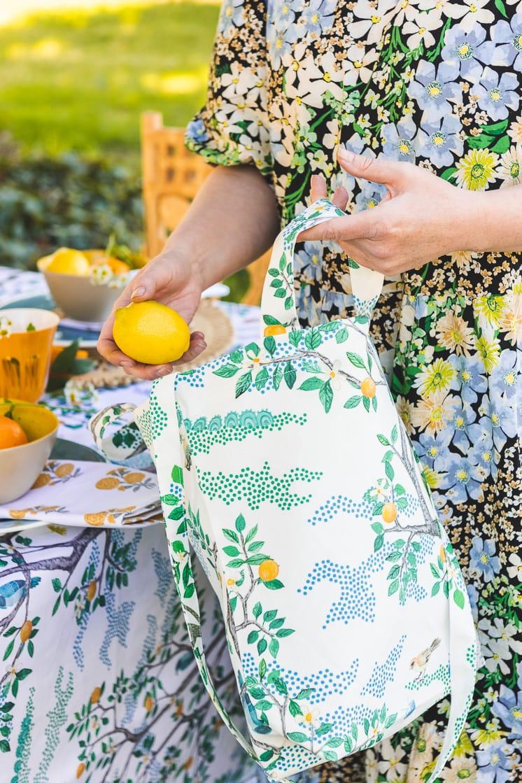 how to sew a baggu tote