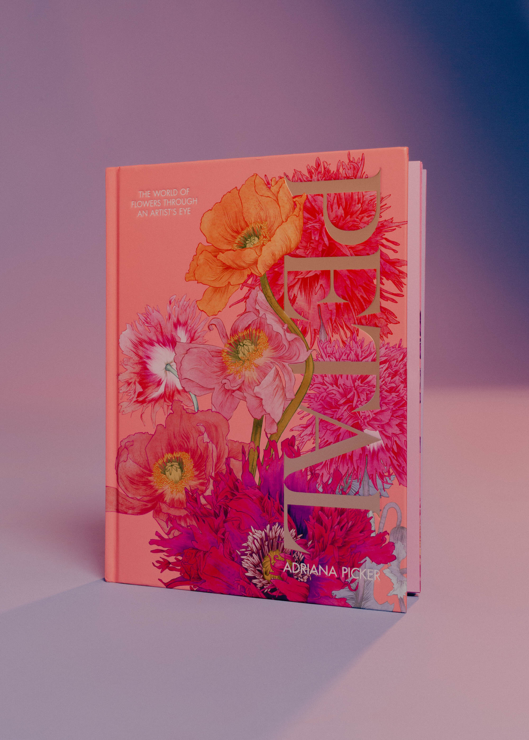 Petal book by Adriana Picker