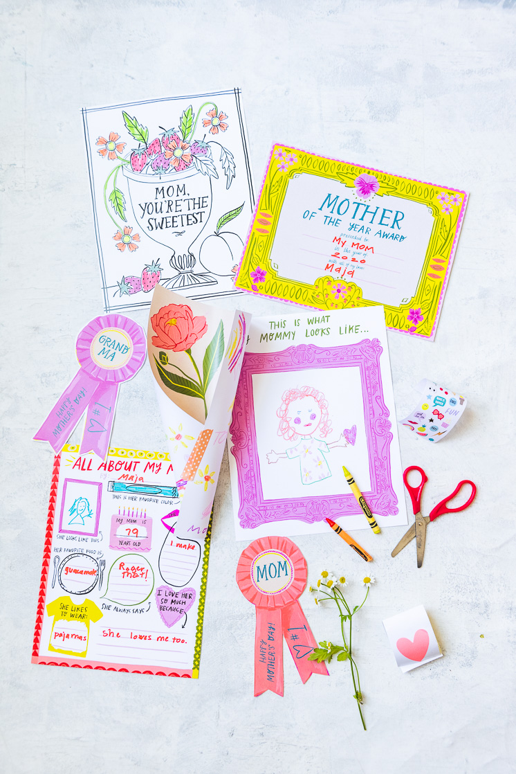 Mother's Day Gifts the Kids Can Help With (and a sale!)