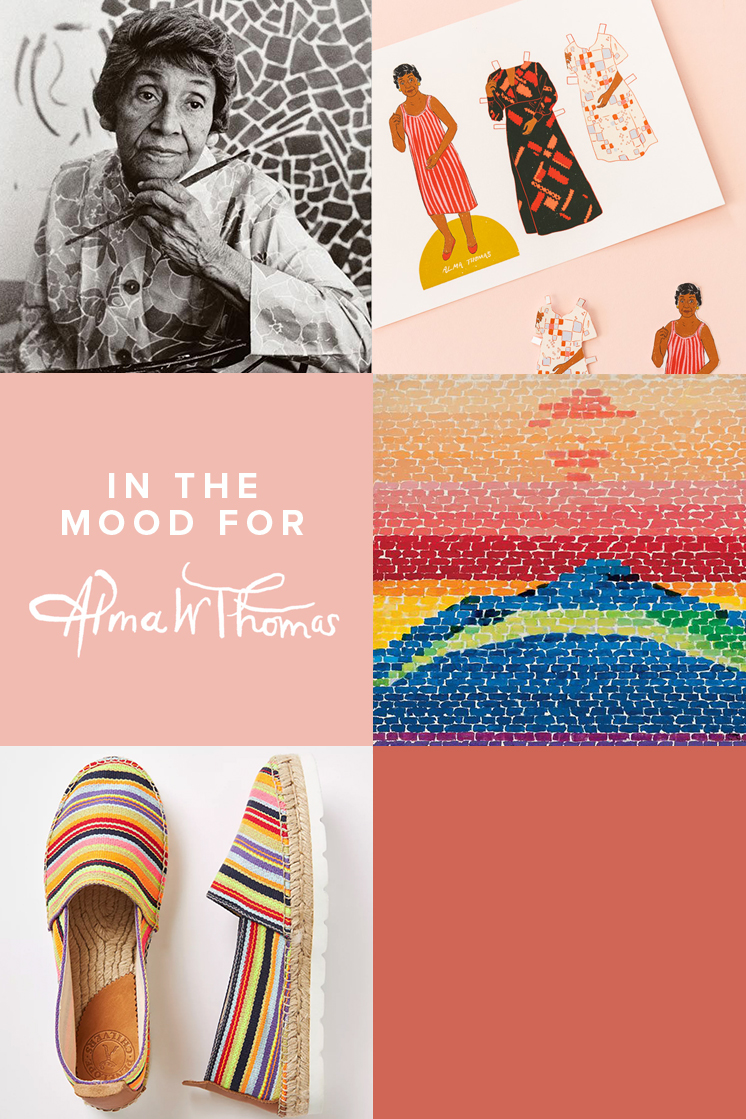 In the Mood For: Alma Thomas