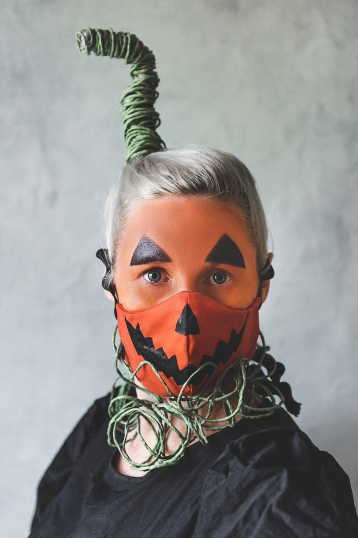 Diy Classic Halloween Face Masks The House That Lars Built