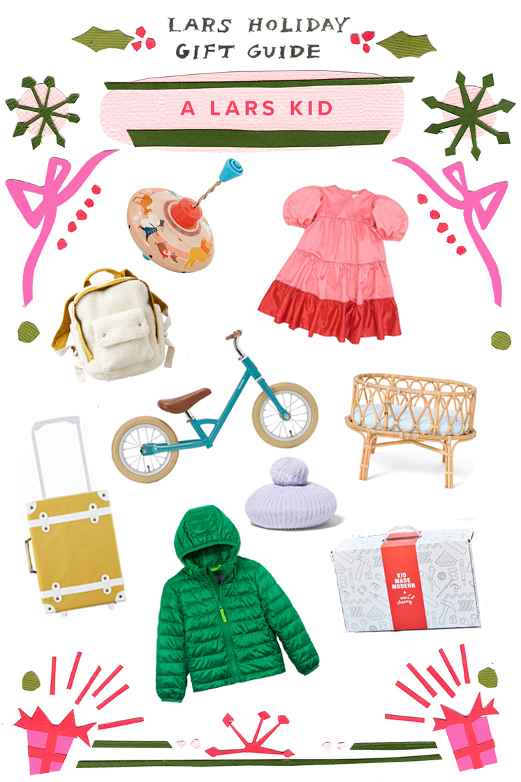 A Lars Kid's Gift Guide 2020