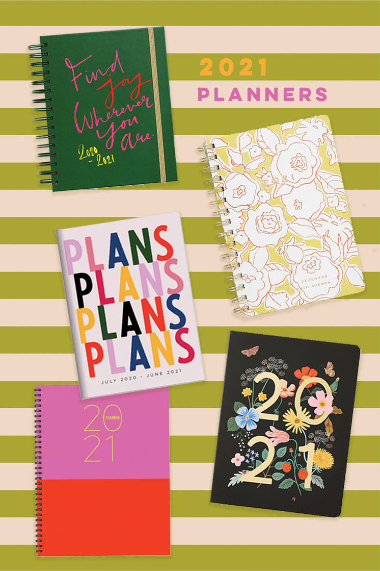 2021 Planners To Make Next Year Everything You Hoped 2020 Would Be