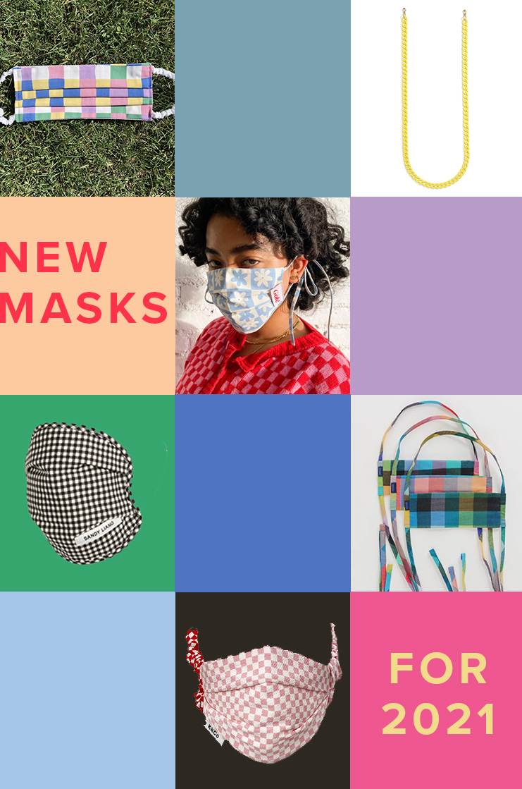 New Face Masks For The New Year