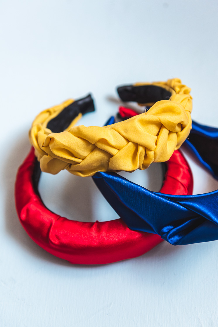 DIY Statement Headbands Inspired by Amanda Gorman