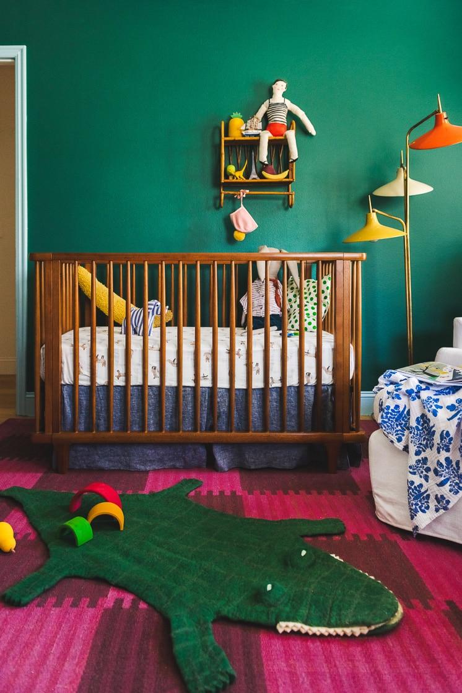 Felix's New Nursery