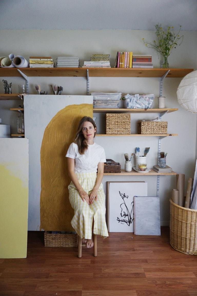 Becoming: Rachel Kiser Smith from the Lars Print Shop
