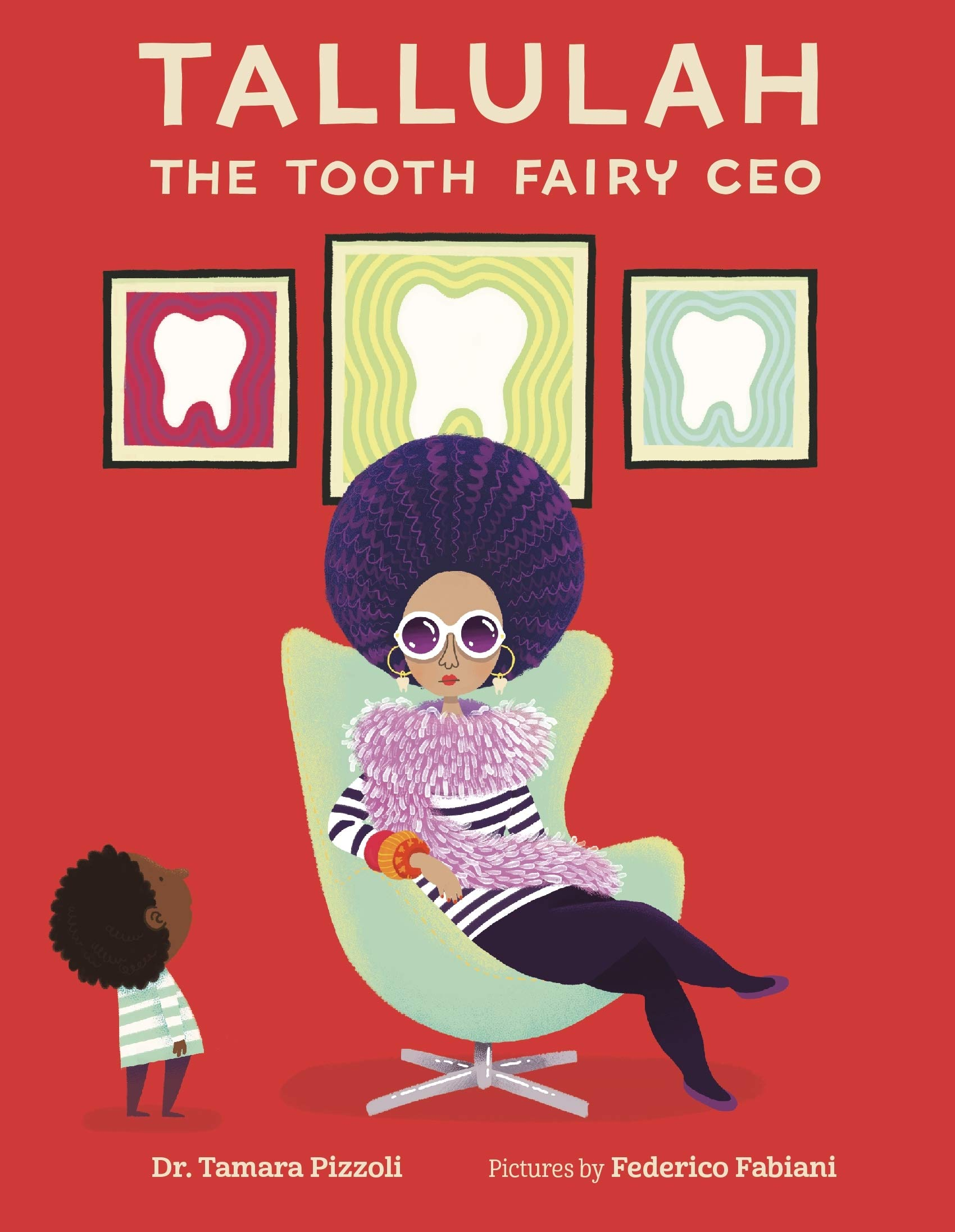 Tallulah The Tooth Fairy CEO cover