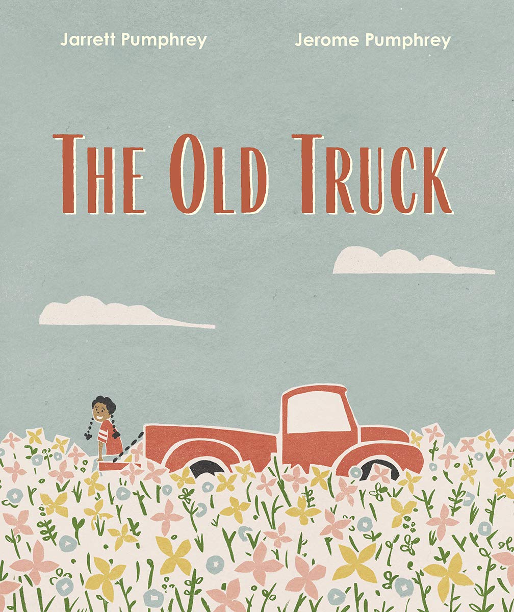 The Old Truck Cover