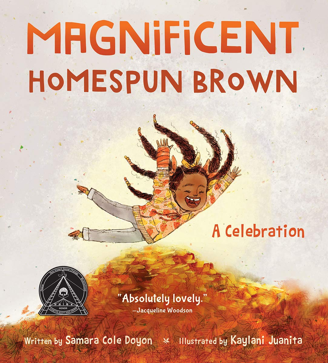 Magnificent Homespun Brown cover