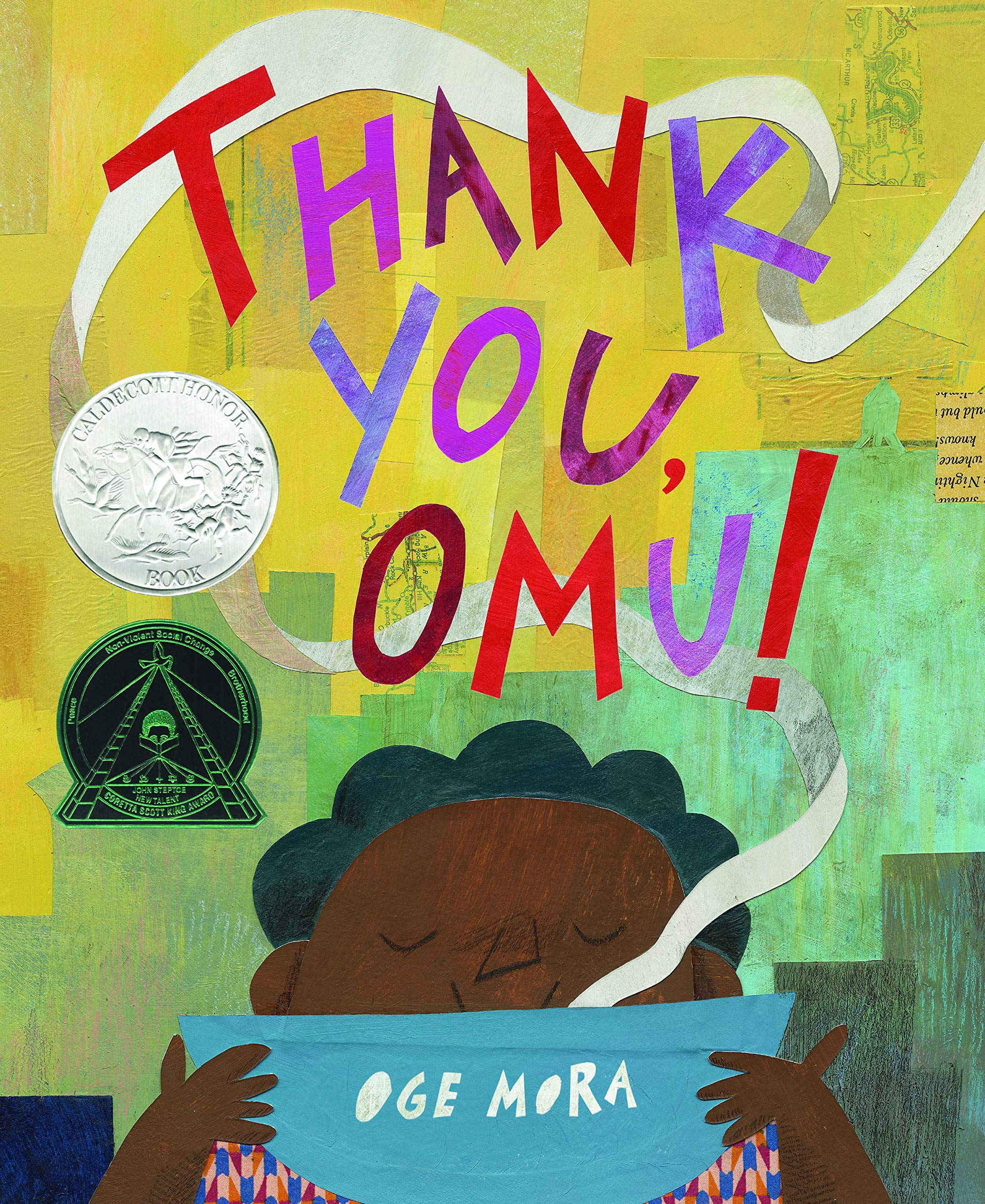 Thank You, Omu cover
