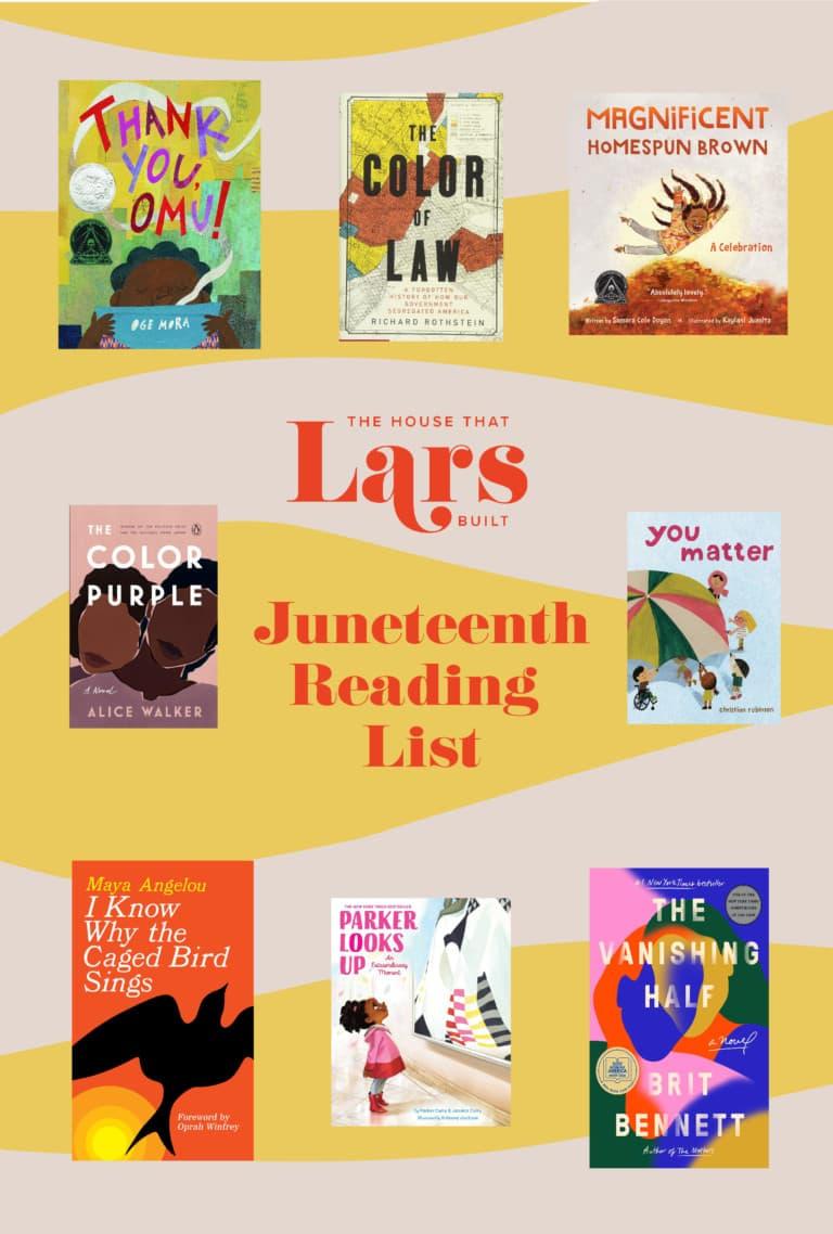 Juneteenth Reading List