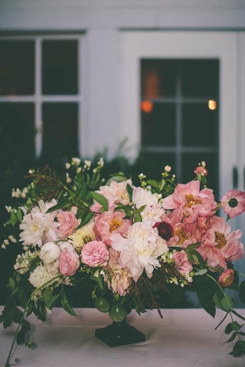 Pink florals from A Midsummer Mingle