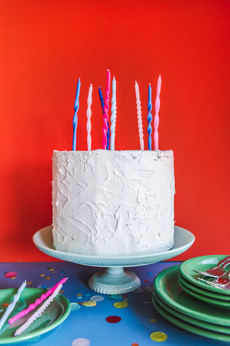 Twisted Birthday Candles