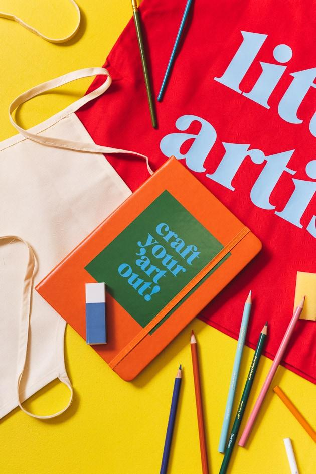 Little Lars craft kit materials