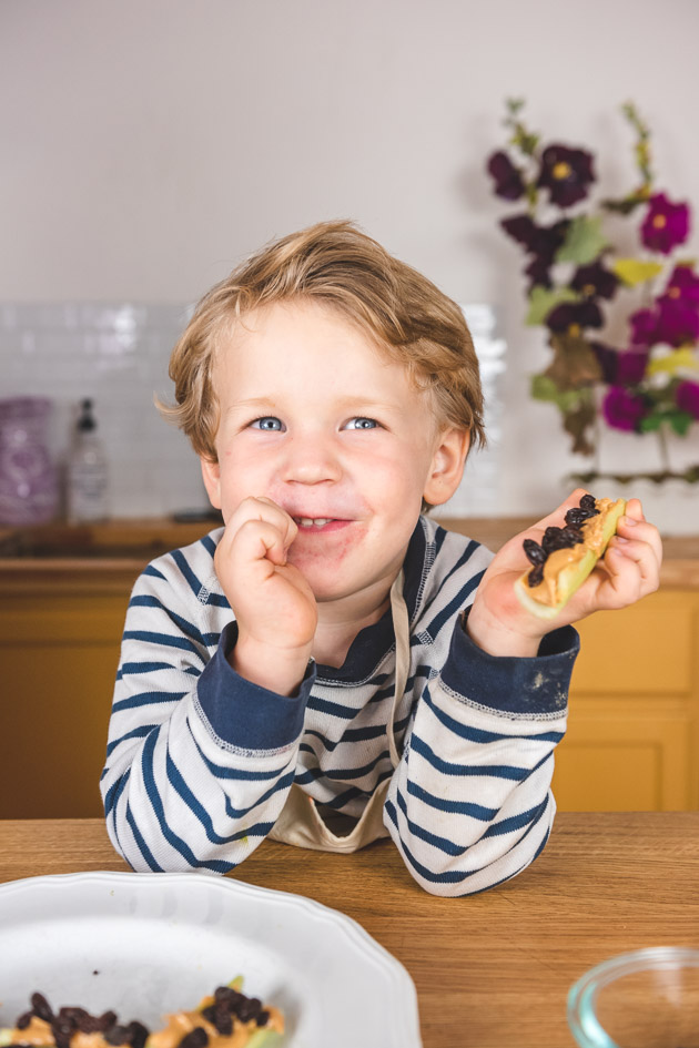Snacks For Kids and Jasper's Cooking Show