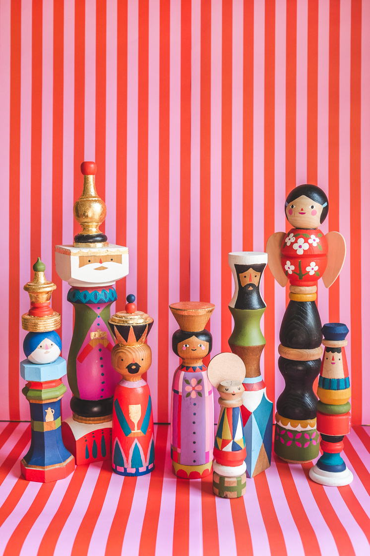 Nativity Craft Along